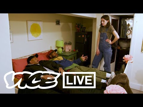 Fat Tony And Zack Fox Go Apartment Hunting In NYC | VICE LIVE