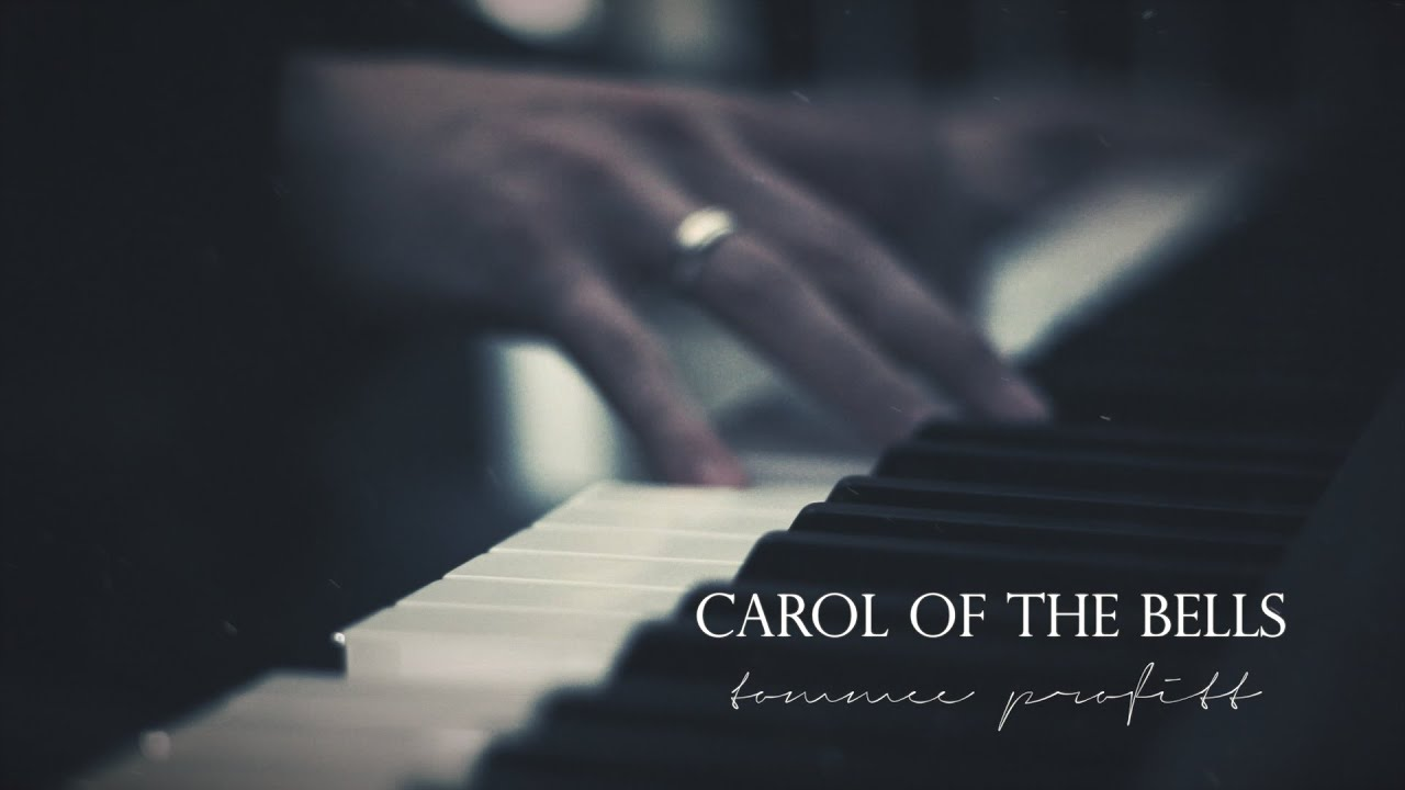 Carol of the Bells - EPIC CINEMATIC PIANO INSTRUMENTAL by Tommee Profitt
