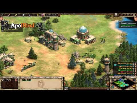 2. La batalla del río Kalka [DIFÍCIL] Koten Khan - Age of Empires II: Definitive Edition [AoE2DE]