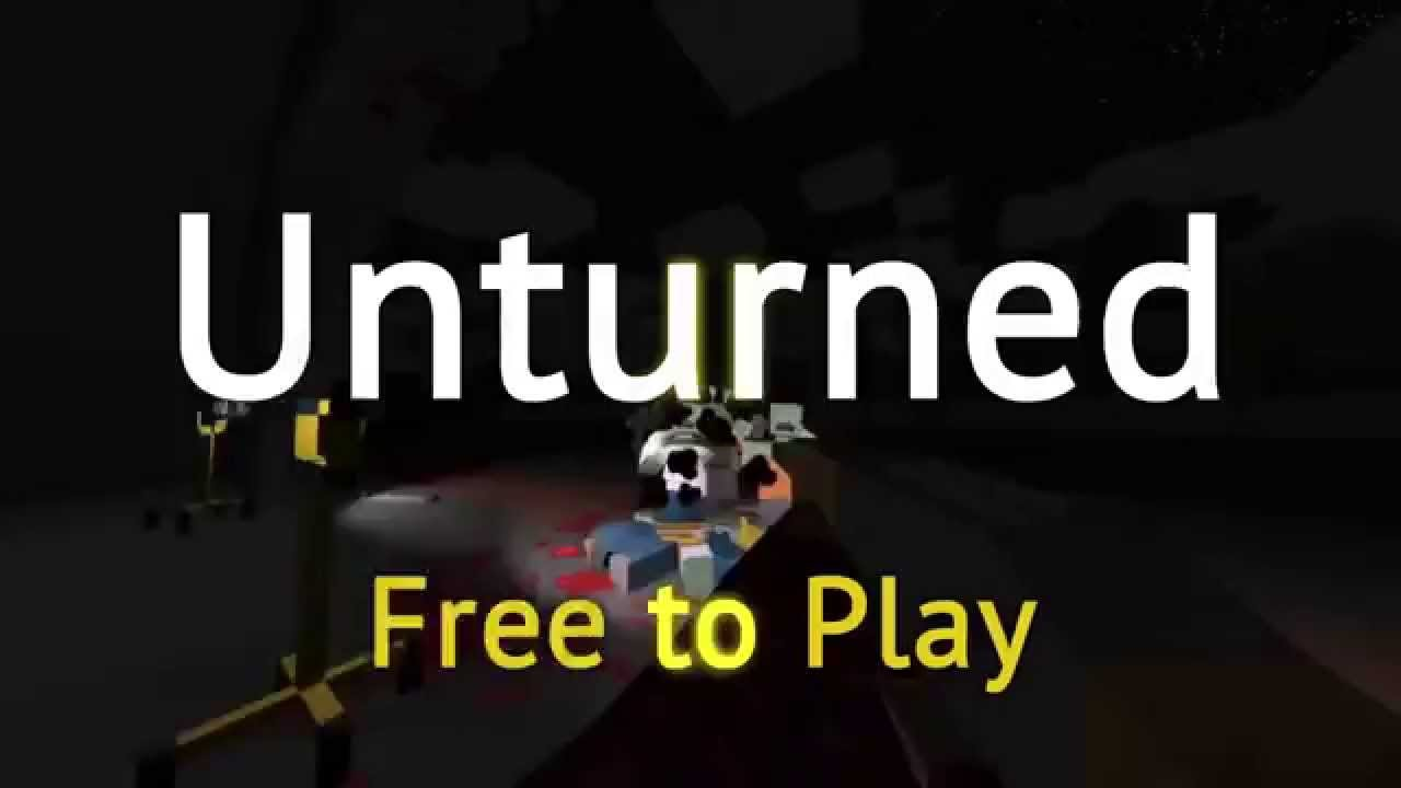 how to make a crate in unturned steam