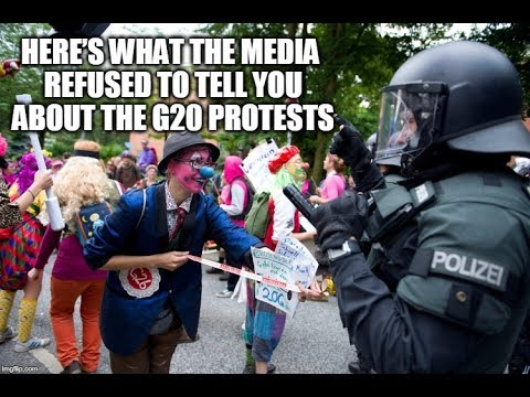 The G20 Protests: What The Media Refused To Tell You About