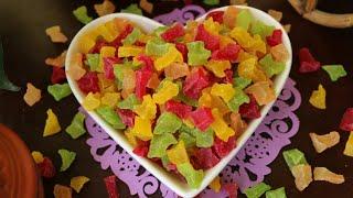 2 In 1রেসিপি/ট্রুটি ফ্রুটি আর গোলা আইসক্রিম রেসিপি/ট্রুটি ফ্রুটি রেসিপি/Tutti Fruitti Recipe