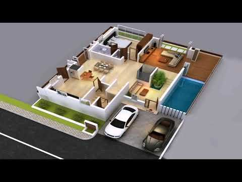 1000 Sq Ft House Plans 2 Bedroom Indian Style 3d Gif Maker