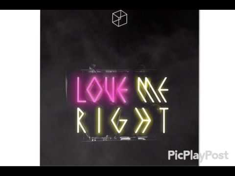 EXO - Love Me Right (Korean Ver.) MP3