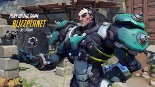 Overwatch Ptr 1.39 Sigma Gameplay Vs Ai 1 Hour