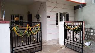Duplex House-After Pooja