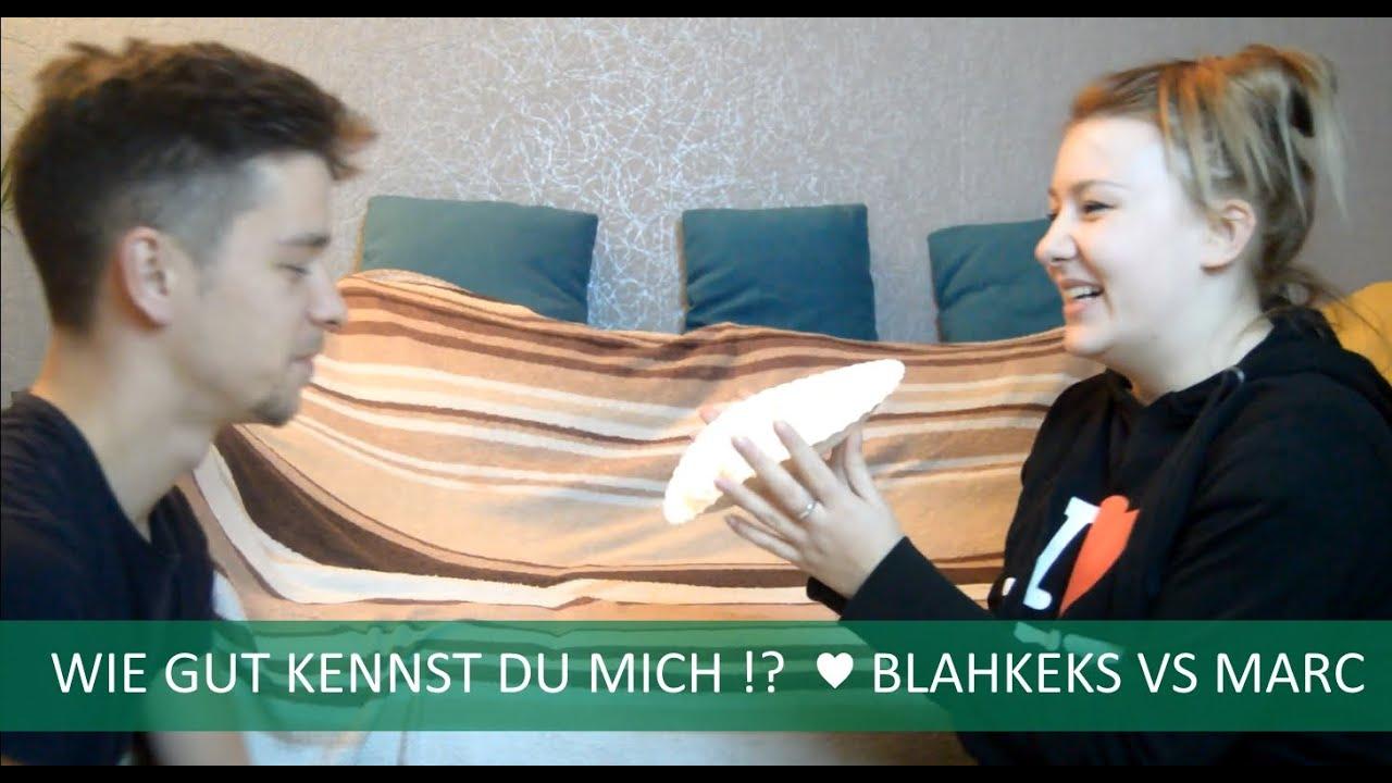 WIE GUT KENNST DU MICH ? = CHALLENGE ♥ BLAHKEKS VS MARC