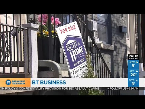 Real estate market has slowest spring in about 5 years