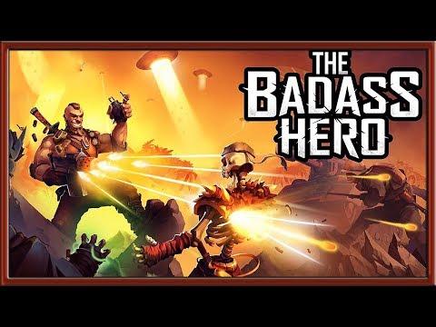 PS4 Games The Badass Hero Gameplay