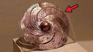 Te starożytne artefakty, są zbyt nowoczesne na ich czasy!