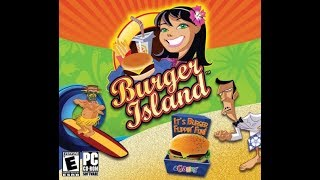 Burger Island Nintendo Wii