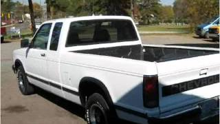 1993 Chevrolet S10 Pickup Used Cars Huntersville NC