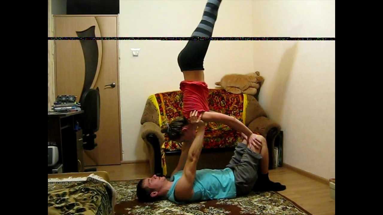 Гимнастика парно видео фото 563-348