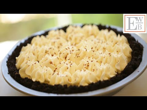 Beth's Chocolate Cream Pie Recipe (COLLAB WITH AMANDA FREDERICKSON!)
