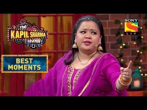 Bharti And Chingari's Cat Fight | The Kapil Sharma Show Season 2 | Best Moments