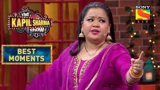 Bharti And Chingari's Cat Fight   The Kapil Sharma Show Season 2   Best Moments