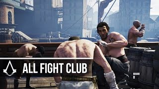 Video Assassin's Creed Syndicate - All Fight Club (SIDE MISSIONS) Survival Quest download MP3, 3GP, MP4, WEBM, AVI, FLV Januari 2018