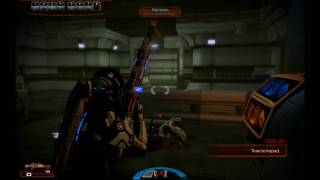 Mass Effect 2 Infiltrator Gameplay - HD 1080p Max Settings