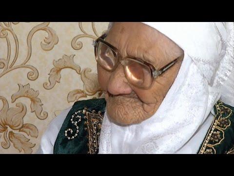 Самая‑самая пожилая. Доброе утро. Фрагмент выпуска от 13.05.2016