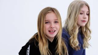 Symphony by Clean Bandit (Cover by Jadyn Rylee and Violet Young)