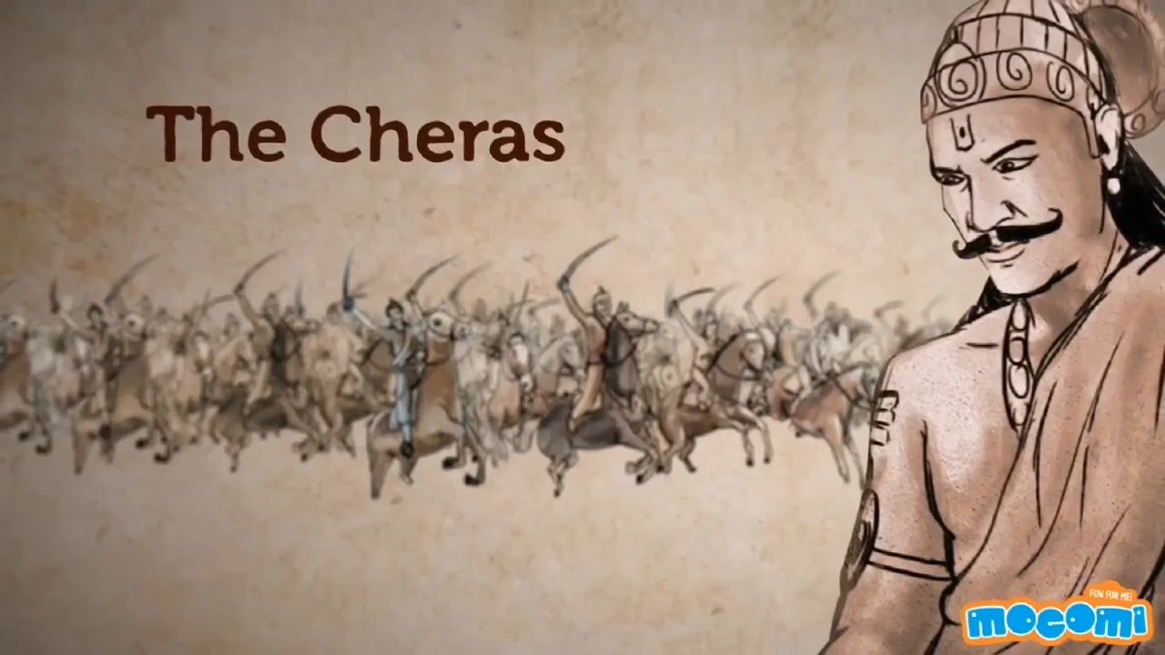 8ec95538d0 Chera Dynasty - Dynasties of Ancient India   History for Kids   Educational  Videos by Mocomi