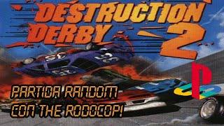 Matias juega Destruction Derby 2 [PS1] (edición random) [con TheRodocop]