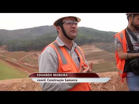 Há dois anos a barragem de Fundão da Samarco, em Mariana, Minas gerais, se rompeu