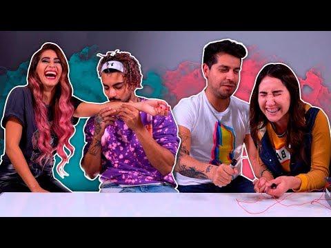 YouTubers y sus novios toman decisiones extremas
