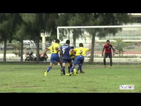 ฟุตบอลนักเรียนกรมพลศึกษา รุ่น 14 ปี - YouTube ▶2:19