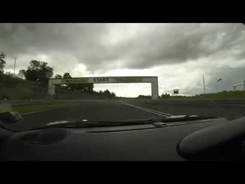 Porsche Boxster S Trackday at Kinnekulle Ring