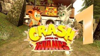 Crash Lucha de Titanes - Episodio 1: Un nuevo salto