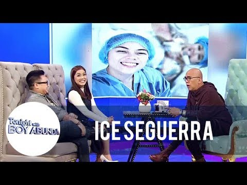 TWBA: Ice clarifies rumors of his pregnancy