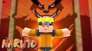 Minecraft: Naruto C - NARUTO VIROU A KYUBI #11
