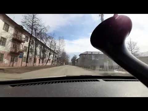 Пустой город Чусовой