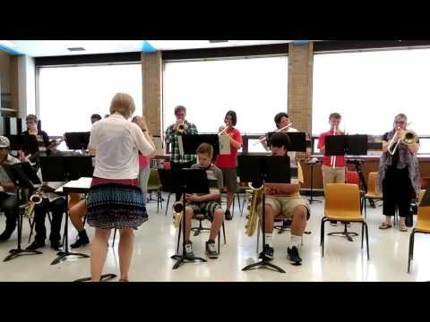 Summer 2016 Band Camp Omaha, NE