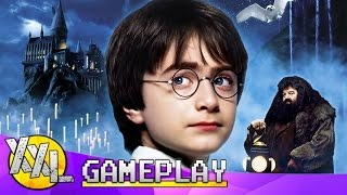 Harry Potter 1 en de Steen der Wijzen (PC) - XXLGAMEPLAY
