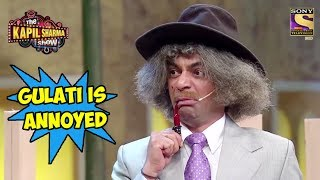 Dr. Gulati Cannot Tolerate Kapil Sharma - The Kapil Sharma Show