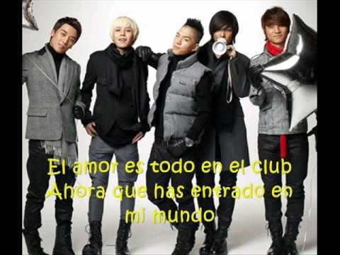 Big Bang - Love Club (SubEsp)