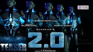 Enthiran 2 0 Trailer 2018
