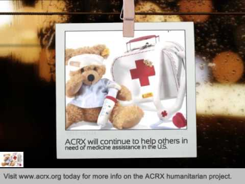 Ed's Health Foods,LLC  Receive Tribute & Medicine Assistance By Charles Myrick Of ACRX
