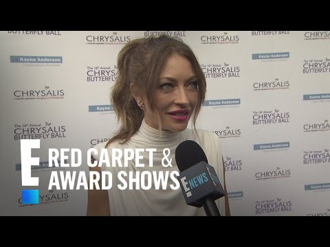 Rebecca Gayheart Talks Summer Plans With Eric Dane  E! Live from the Red Carpet