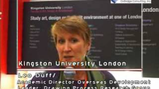 OxBridge ''STUDY ART, LONDON'' Exhibition in Taipei 2010_.Kingston