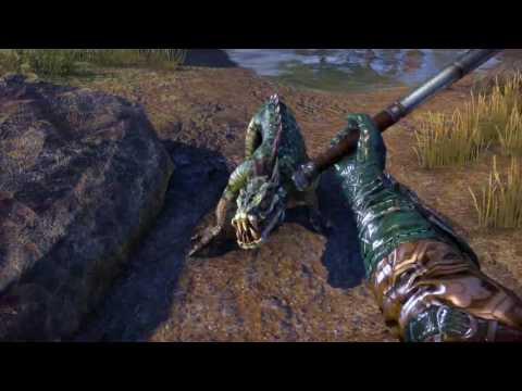 The Elder Scrolls Online: Morrowind - Video