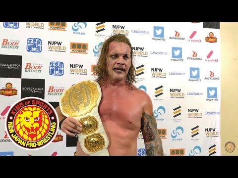 POWER STRUGGLE ~SUPER Jr. TAG LEAGUE 2018~ (November 3) - Post-match Interview [9th match]