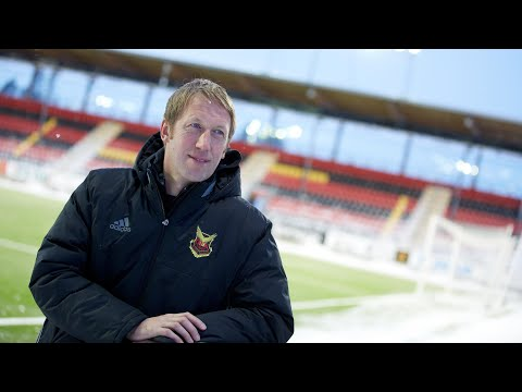 The Comfort Zone: the unconventional methods of Östersund's Graham Potter