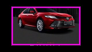 2019 Toyota Camry 2.5V - public debut at KLIMS 2018 | k production channel