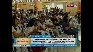 Mga uupong miyembro ng board of election tellers sa barangay-sk elections, sinanay ng Comelec-QC