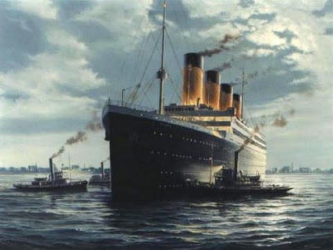 Was the Titanic deliberately sunk by JP Morgan?