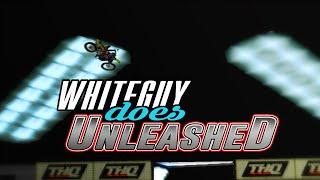 MX vs. ATV Unleashed Snowmobile Freestyle