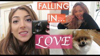 Falling In LOVE... ❄VLOGMAS | Amelia Liana Thumbnail
